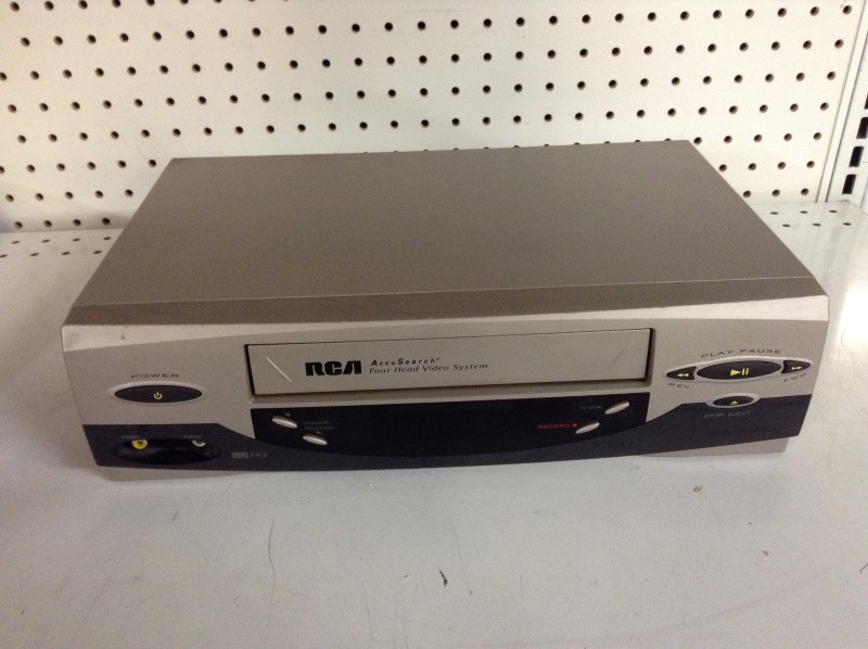 RCA Tape Player/Recorder ACCUSEARCH