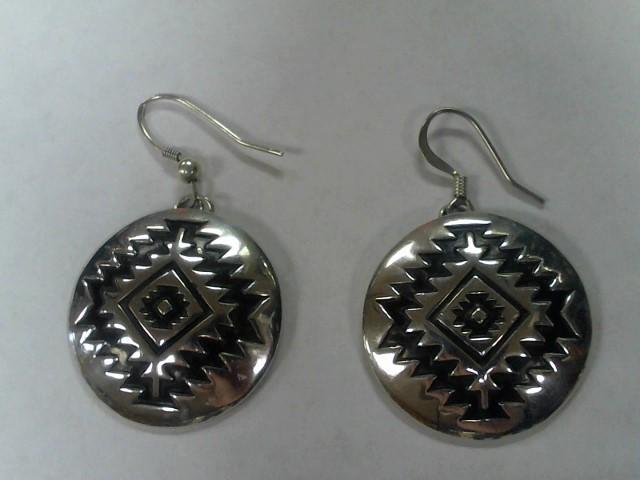 Silver Earrings 925 Silver 8.8g