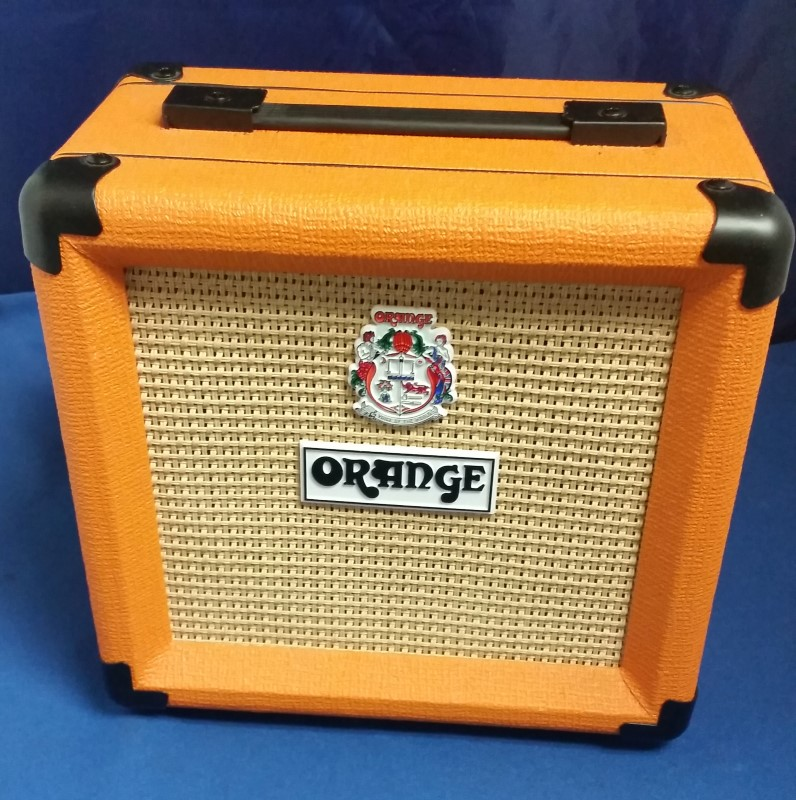 ORANGE GUITAR AMP PPC108