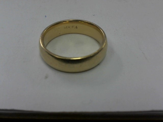 Gent's Gold Ring 14K Yellow Gold 6.2dwt