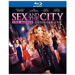 BLU-RAY MOVIE Blu-Ray SEX AND THE CITY - THE MOVIE