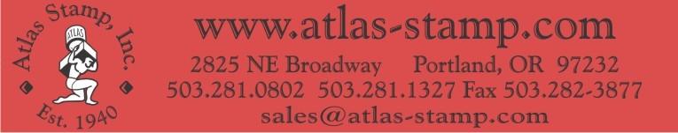 ATLAS STAMP