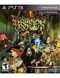 SONY Sony PlayStation 3 Game DRAGON'S CROWN PS3