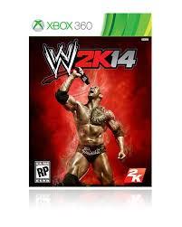 MICROSOFT Microsoft XBOX 360 Game WWE 2K14