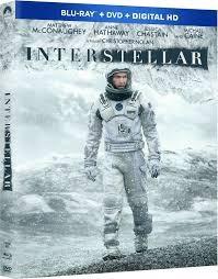 BLU-RAY MOVIE Blu-Ray INTERSTELLAR