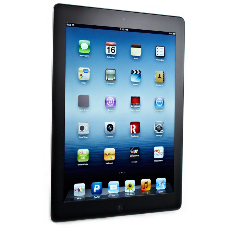 APPLE Tablet IPAD MC705LL/A [3RD GEN WIFI]