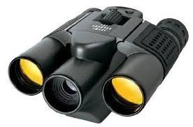 THE SHARPER IMAGE Binocular/Scope 10X25 DIGITAL BINOCULARS