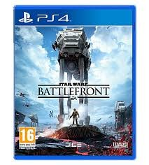SONY Sony PlayStation 4 Game STAR WARS BATTLEFRONT - PS4