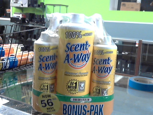 SCENT A-WAY Hunting Gear BONIUS-PAK