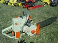 DAVID Chainsaw BRADLEY AH47 CHAINSAW