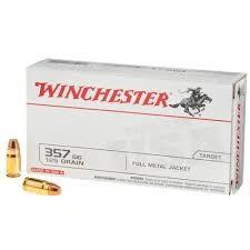 WINCHESTER Ammunition 357 SIG