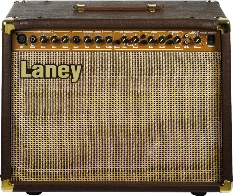LANEY Acoustic Guitar Amp LA65C
