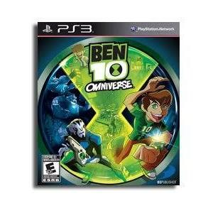SONY Sony PlayStation 3 Game BEN 10 OMNIVERSE