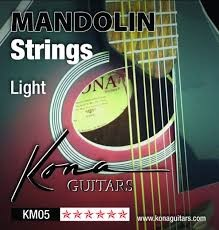 KONA GUITARS Musical Instruments Part/Accessory KM05 MANDOLIN STRINGS