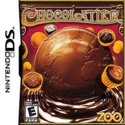 NINTENDO Nintendo DS Game CHOCOLATIER