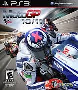 SONY Sony PlayStation 3 Game MOTO GP 10/11