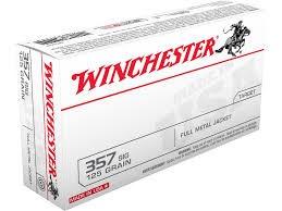 WINCHESTER Ammunition 357 SIG 125 GRAIN