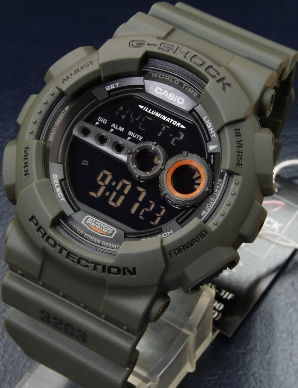 separation shoes 66a6a f12d5 CASIO G SHOCK 3263 | Buya