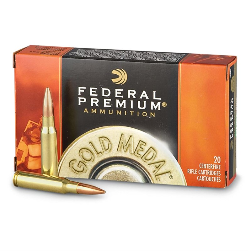 FEDERAL AMMUNITION Ammunition 308 WIN