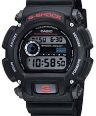 CASIO Gent's Wristwatch G SHOCK DW9052