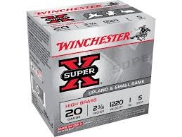WINCHESTER Ammunition 20GA AMMO