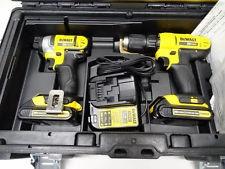 DEWALT Cordless Drill DCF885 - DCD785 COMBO