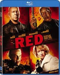 BLU-RAY MOVIE Blu-Ray RED
