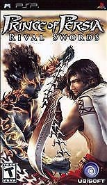 SONY Sony PSP Game PRINCE OF PERSIA RIVAL SWORDS