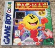 NINTENDO Vintage Game GAME BOY PAC-MAN SPECIAL COLOR EDITION
