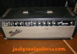 FENDER Electric Guitar Amp BAND MASTER VINTAGE 1966