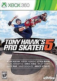 MICROSOFT Microsoft XBOX One Game TONY HAWK'S PRO SKATER 5