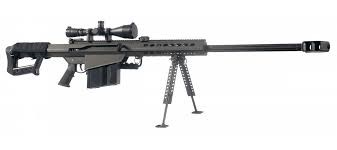 BARRETT FIREARMS Rifle 82A1 50 CAL