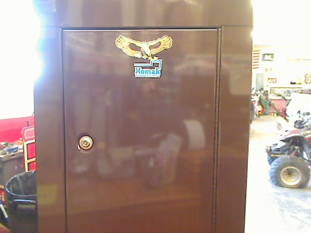 HOMAK Miscellaneous Furniture HS30103660 GUN SAFE
