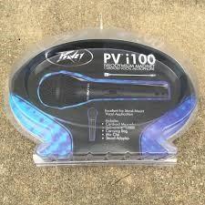 """PEAVEY Microphone PV I 100 1/4"""" MIC PACK"""