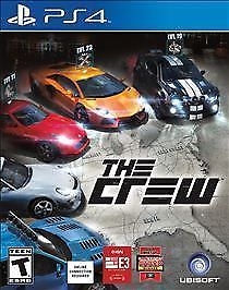 SONY Sony PlayStation 4 Game THE CREW - PS4