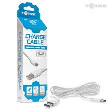 TOMEE Video Game Accessory WIIU CHARGE CABLE M06012