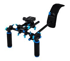NEEWER Camera Accessory SHOULDER RIG