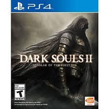 SONY Sony PlayStation 4 Game DARK SOULS II - PS4