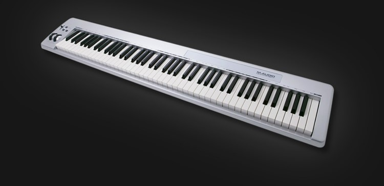 M AUDIO Keyboards/MIDI Equipment KEYSTATION 88ES