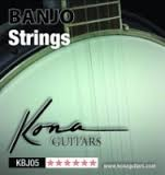 KONA Musical Instruments Part/Accessory BANJO STRINGS KBJ05