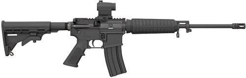 BUSHMASTER FIREARMS Rifle XM15-E2S QRC W/RED DOT (91047)