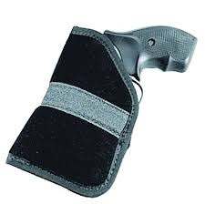 UNCLE MIKES Holster 87443 SIZE 3 AMBI