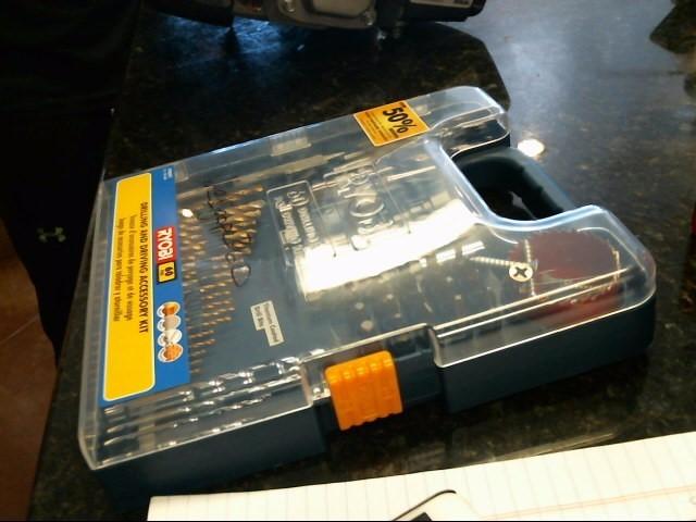 RYOBI Drill Bits/Blades 60 PCS DRILL SET