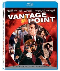 BLU-RAY MOVIE Blu-Ray VANTAGE POINT