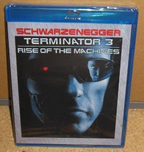BLU-RAY MOVIE Blu-Ray TERMINATOR 3 RISE OF THE MACHINES
