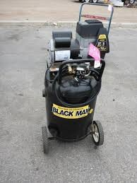 COLEMAN Air Compressor BLACK MAX BL0502710