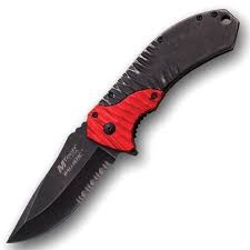 MTECH Pocket Knife MT-885RD