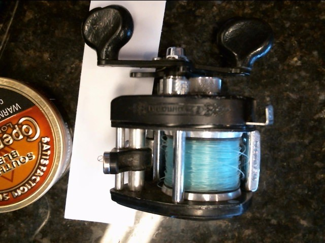SHIMANO Fishing Reel BANTAM IOXSR