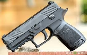 SIG SAUER Pistol P320 COMPACT