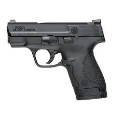SMITH & WESSON Pistol M&P 9 SHIELD (10086)
